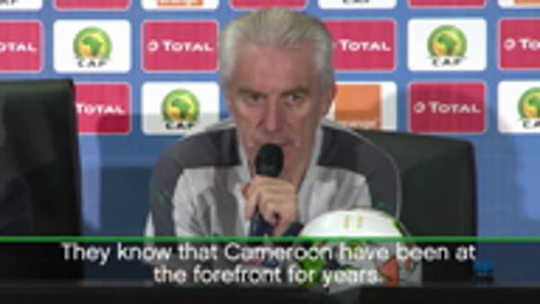 Cameroonians are 'impatient' - Broos