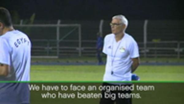 Past glories mean nothing - Egypt and Burkina Faso coaches