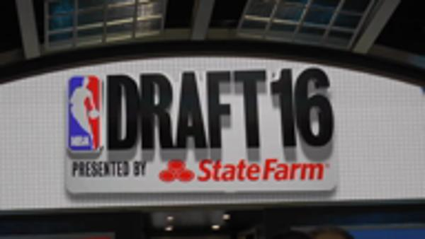 Top picks from the NBA Draft