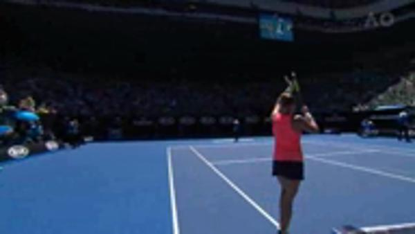 Halep falls to shock defeat