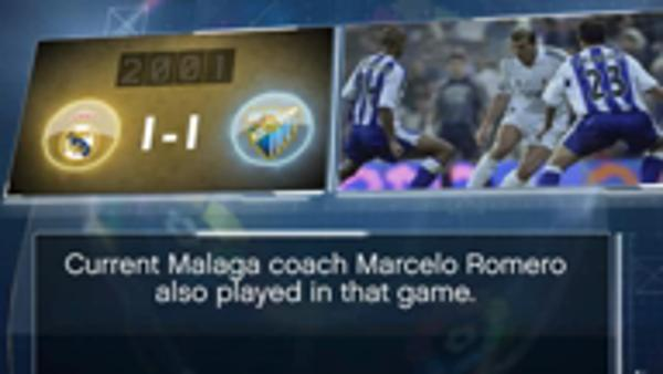 Fact of the Day - Zidane and Romero meet again