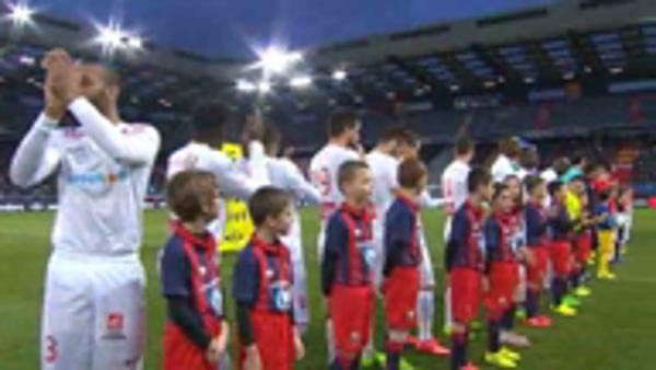 Ligue 1: Caen 1-0 Nancy