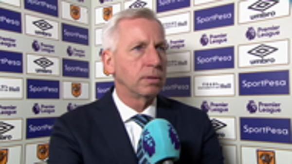 Alan Pardew Post Match Interview