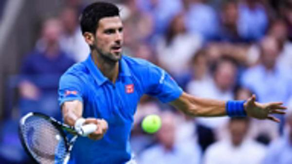 Another short match for Djokovic