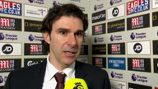Aitor Karanka Post Match Interview
