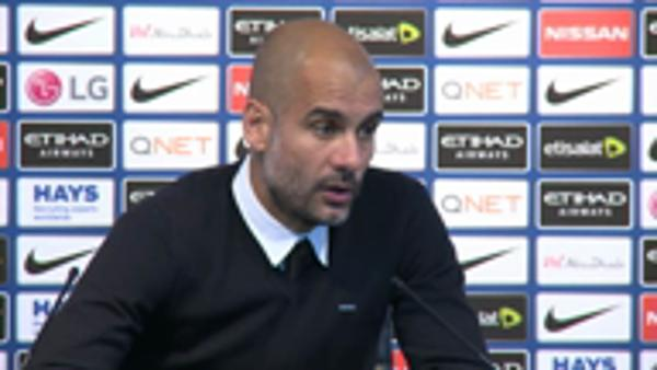 Nasri can stay if he wants - Guardiola