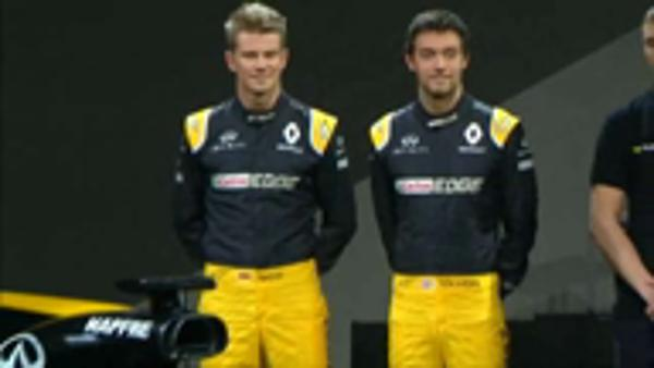 Hulkenberg excited for fresh start at Renault