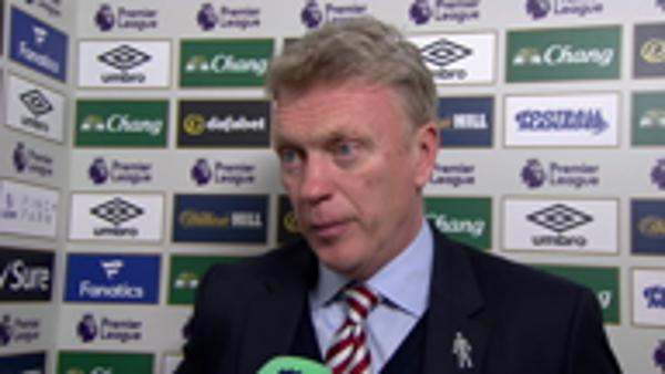David Moyes Post Match Interview