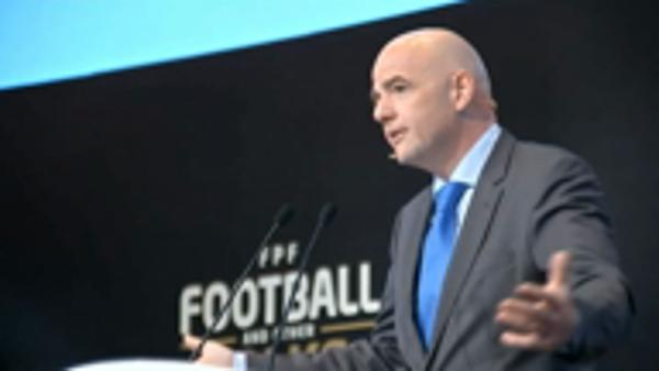 Infantino defends World Cup expansion