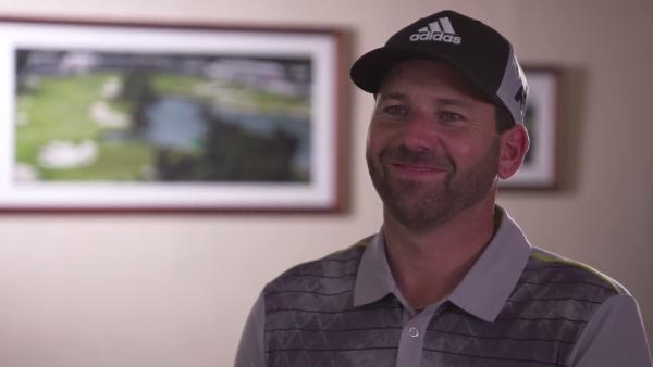 Exclusive: SMBC Singapore Open - Sergio Garcia Interview