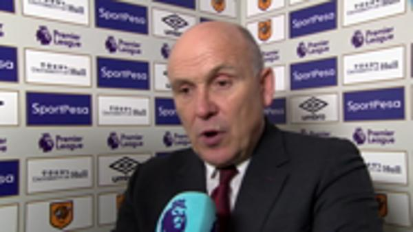 Mike Phelan Post Match Interview