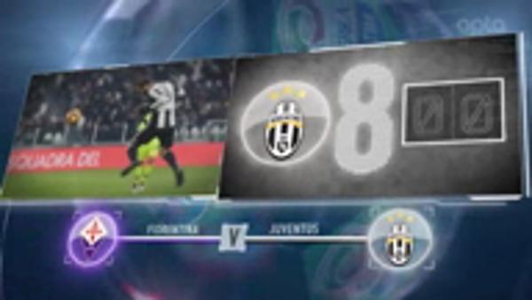 5 things.. Juve quick off the mark
