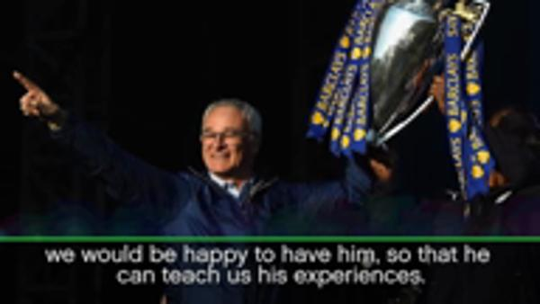 Sacked Ranieri already receiving offers in Italy