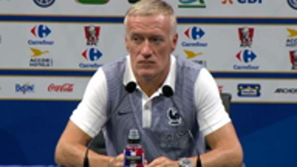 France has healthy rivalry with neighbours - Deschamps
