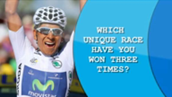 Quintana can't remember race he won three times
