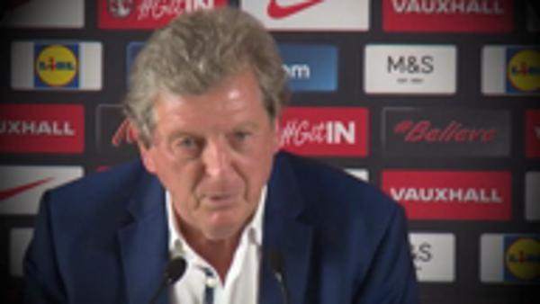My time has been and gone - Hodgson's Euro 2016