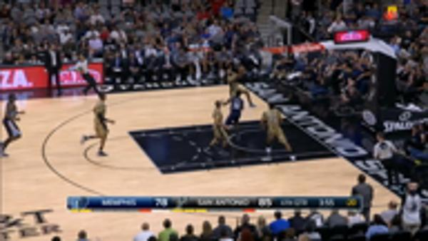 Play Of The Day: Patty Mills