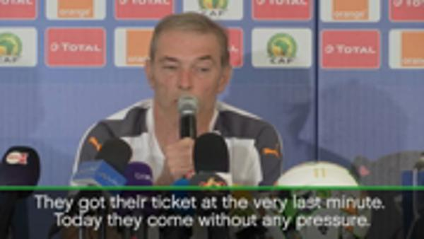 Togo have nothing to lose - Dussuyer