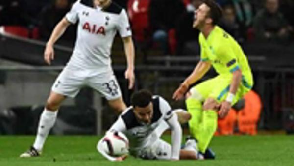 Pochettino supports 'special boy' Alli after red card
