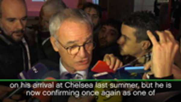I wish Conte all the best - Ranieri