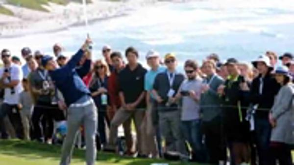 'Free-flowing' Spieth aiming to double up at Genesis Open