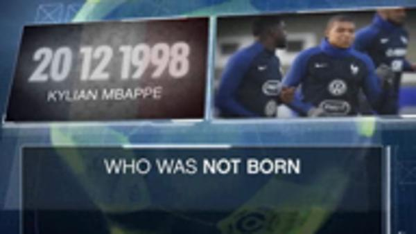 Fact of the Day: Mbappe breaking new ground