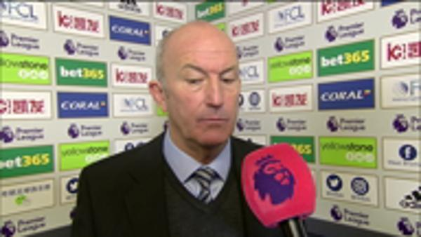 Tony Pulis Post Match Interview