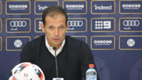 Allegri refuses to discuss possible Pogba and Higuain moves