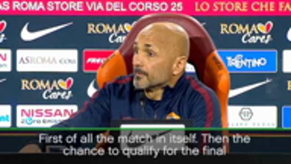 Derby victory is worth triple as much - Spalletti