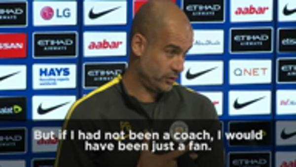 Guardiola impressed with Spurs style
