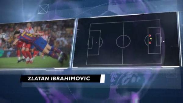 Fact of the day - Zlatan's instant impact
