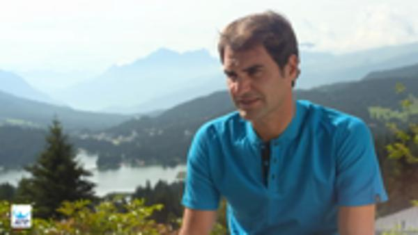 Federer aiming for many more years on Tour