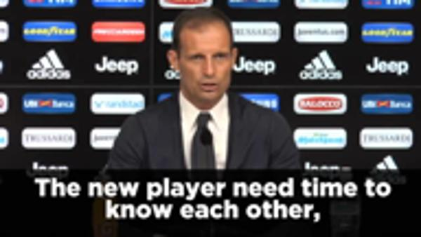 We have to improve - Allegri