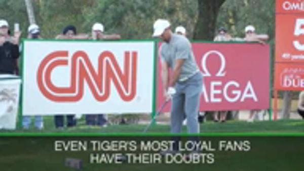 Tiger fans doubt comeback success