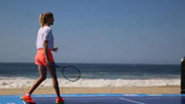 Bouchard excited for Mexico Open