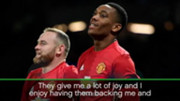Martial hoping for lengthy United stay