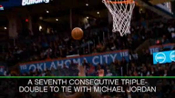 Triple-double Westbrook can't prevent OKC loss