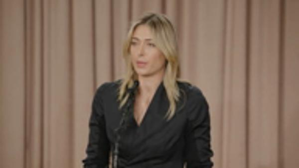Sharapova deserves a second chance - Becker