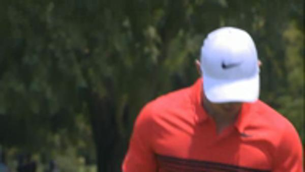 McIlroy looming after first round of SA Open