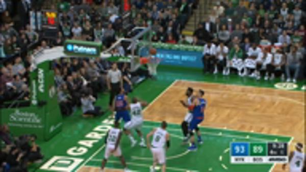 Move Of The Night: Derrick Rose
