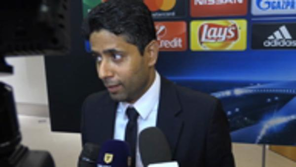 Finishing top of Group A will be hard - Al-Khelaifi