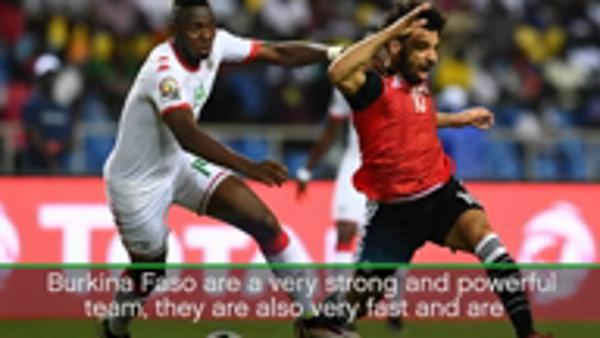 Egypt played for penalties - Cuper