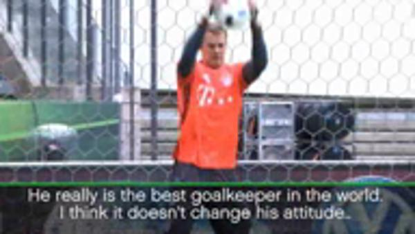 Neuer focus won't waver despite Best accodale - Ancelotti