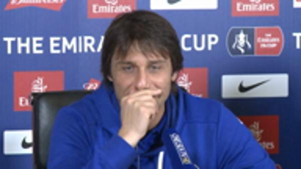 Chelsea's Conte ready to face old foe Lambert