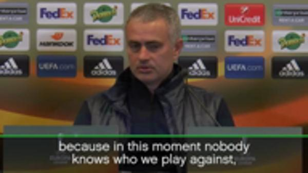 Mourinho hits out at scheduling of Man United FA Cup tie