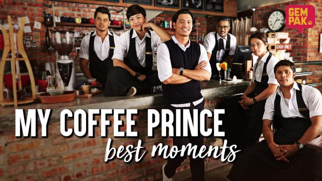 My Coffee Prince : Best Moment