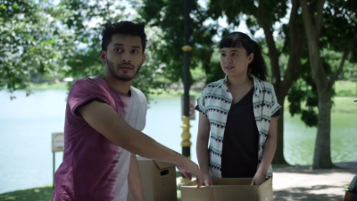 """#CitraExclusive : """"Nota Silam""""...Blind Date With A Book ?"""