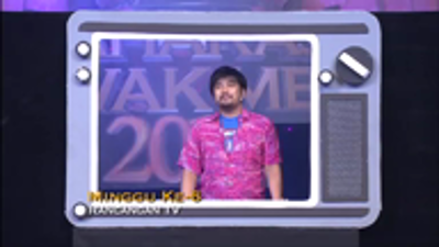 The Best of JOZAN - Zizan jadi wartawan TV