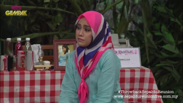 Throwback #SepahtuReunion [eps5] : Oh Tok Ketua !