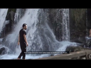 Haramain Backpackers [Ep9]: Bosnia, tak sah kalau tak mandi air terjun nya